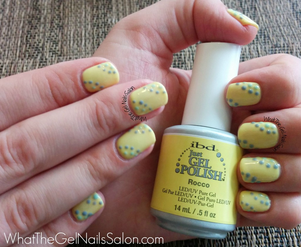 12 Summer Nail Art Designs from What The Gel Nails Salon - What The ...